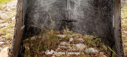 hideout 180-degree surround