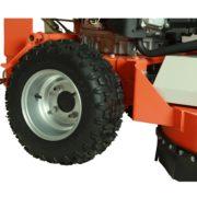 Turf Beast 36BB Brush Mower - side view