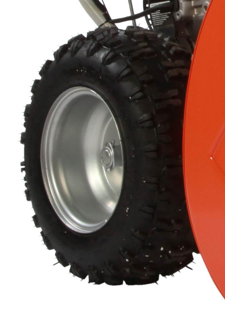 Snow Beast 36SB Snow Blower - Wheel View