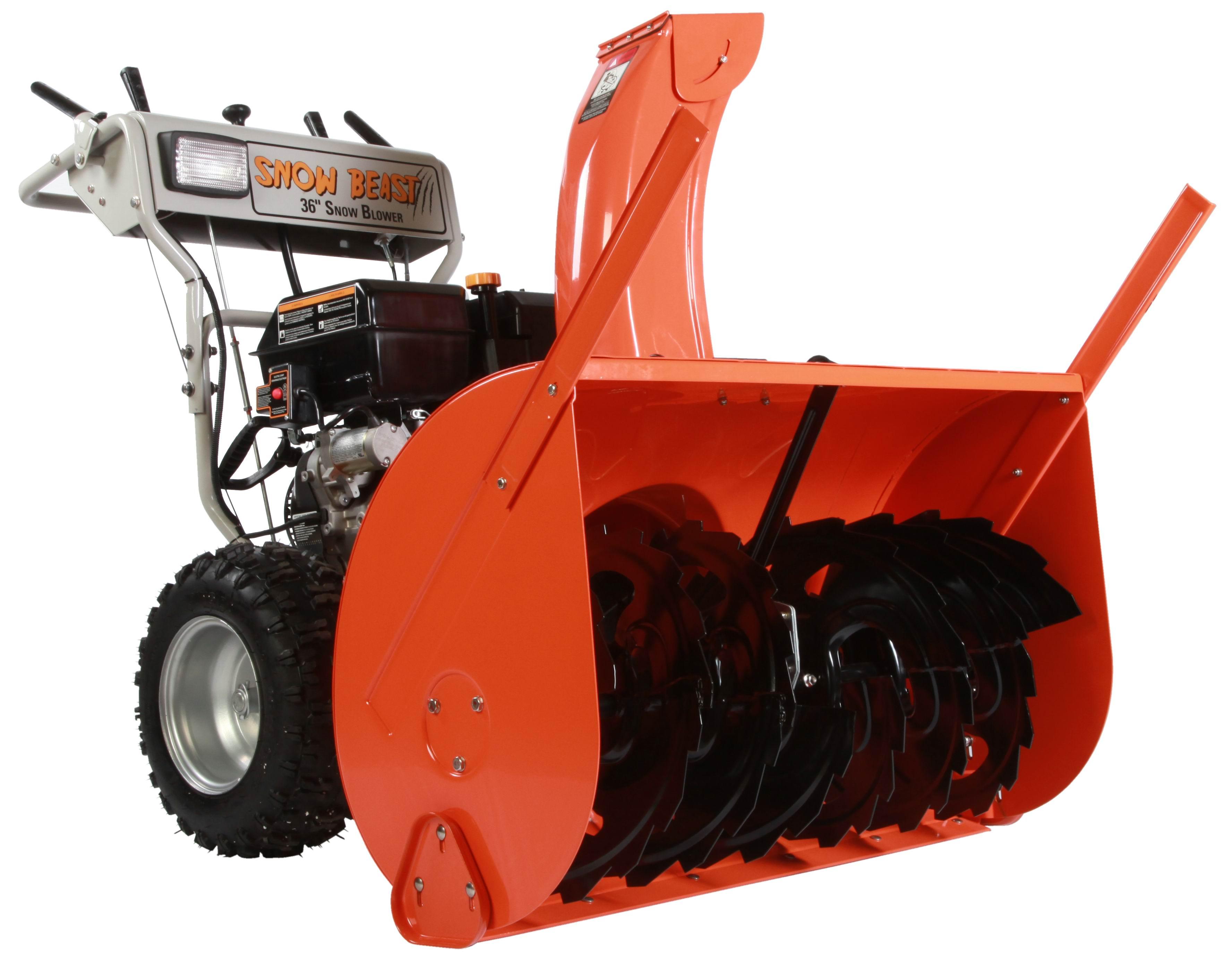 Snow Beast 36SB Snow Blower - H