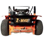 Z-Beast 48ZB Zero Turn Lawn Mower - rear view