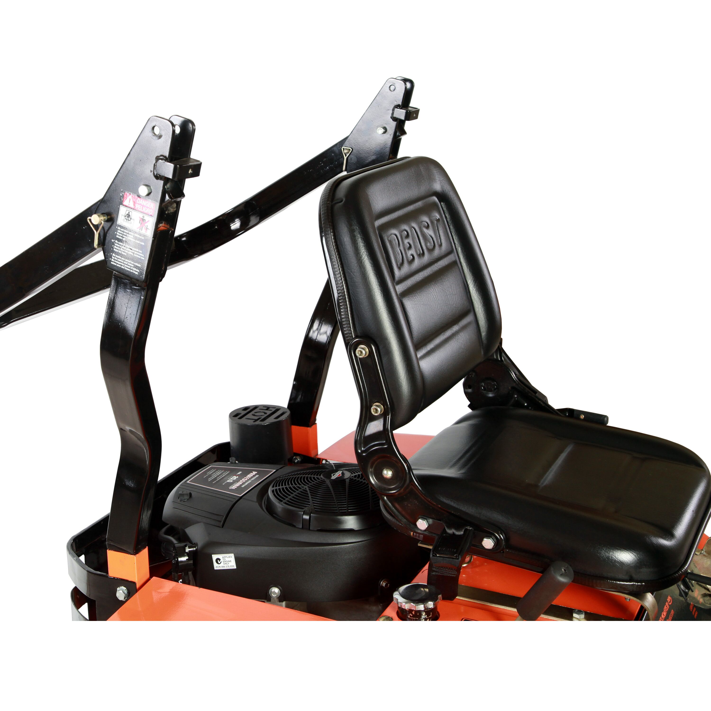 Z-Beast 48ZB Zero Turn Lawn Mower - roll bar
