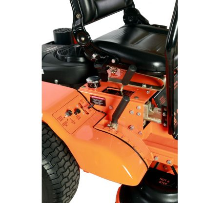 Z-Beast 48ZB Zero Turn Lawn Mower - controls