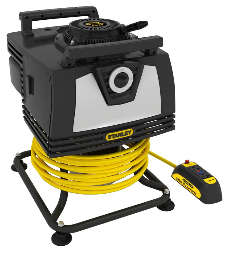 Stanley G2250S-CAN Hand-Held Portable Generator
