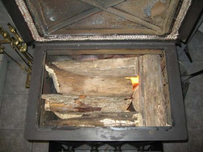 Sedore Biomass Stove - Horizontal Feed Logs