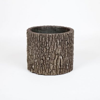 Surreal V3-LOGPLANTER Vertical Oak Planter