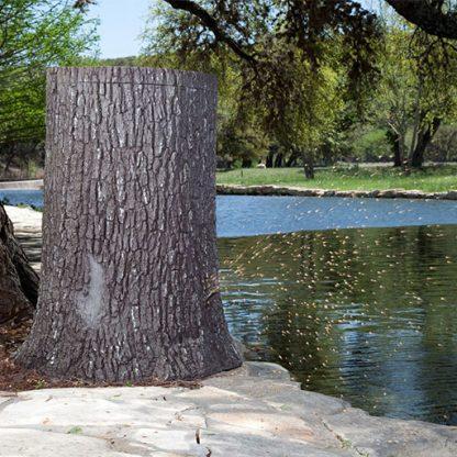 NATURE BLINDS Big Oak Wildlife Feeder - water