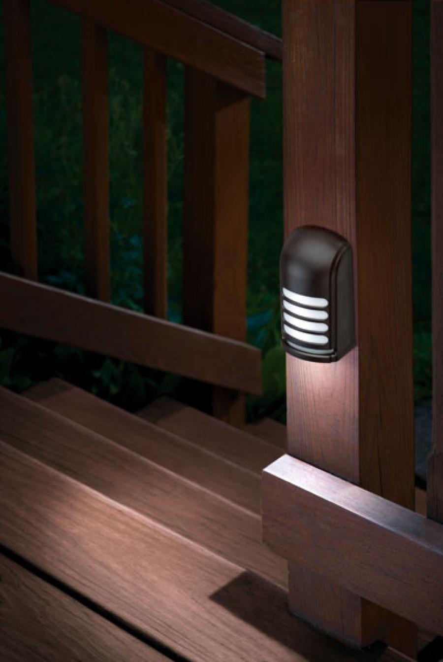Xodus Innovations Motion Sensing Deck Light 2 Pack