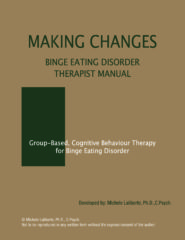 Binge Eating Disorder Therapist Manual