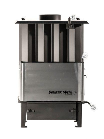 Sedore Classic 2000 Multi-Fuel Biomass Stove Front