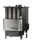 Sedore Classic 2000 Multi-Fuel Biomass Stove Left