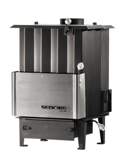 Sedore Classic 2000 Multi-Fuel Biomass Stove Left