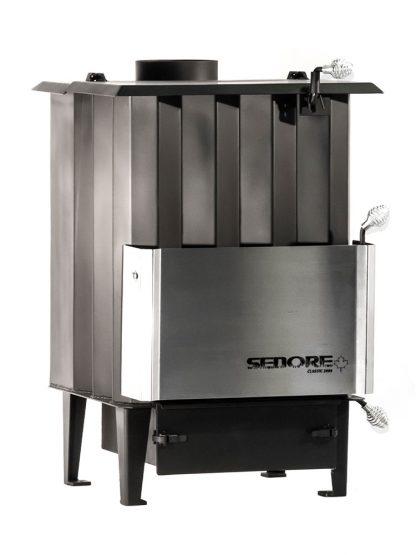 Sedore Classic 2000 Multi-Fuel Biomass Stove Right