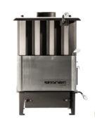 Sedore Classic 3000 Multi-Fuel Biomass Stove Front