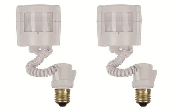 Xodus Innovations Motion Sensor Light Control 2-Pack White