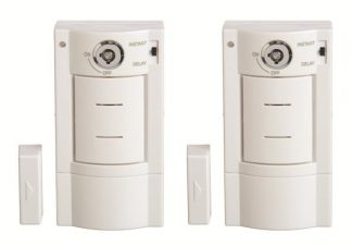Xodus Innovations Entry Alarm with Key 2-pack