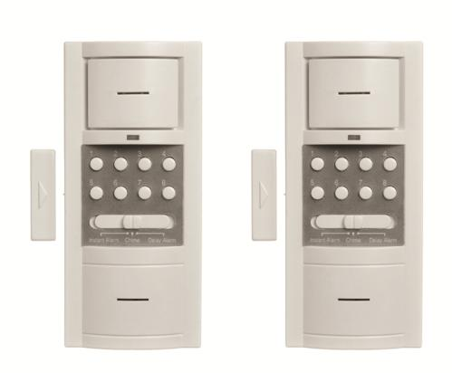 Xodus Innovations Entry Alarm with Keypad 2-pack
