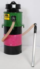 big mike wet-dry Leapfrog Wet-Dry Industrial Vacuum on a Drum