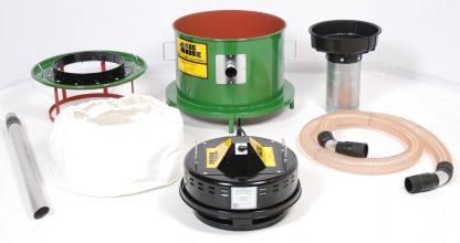 Leapfrog Wet-Dry Industrial Vacuum & Accessories