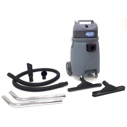McCoy 60L (16 gal) Heavy-Duty Pro Wet/Dry Vacuum with Attachments