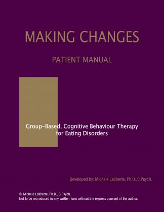 Making Changes Patient Manual