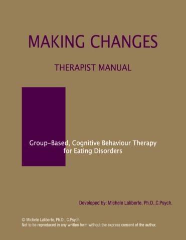 Making Changes Therapist Manual