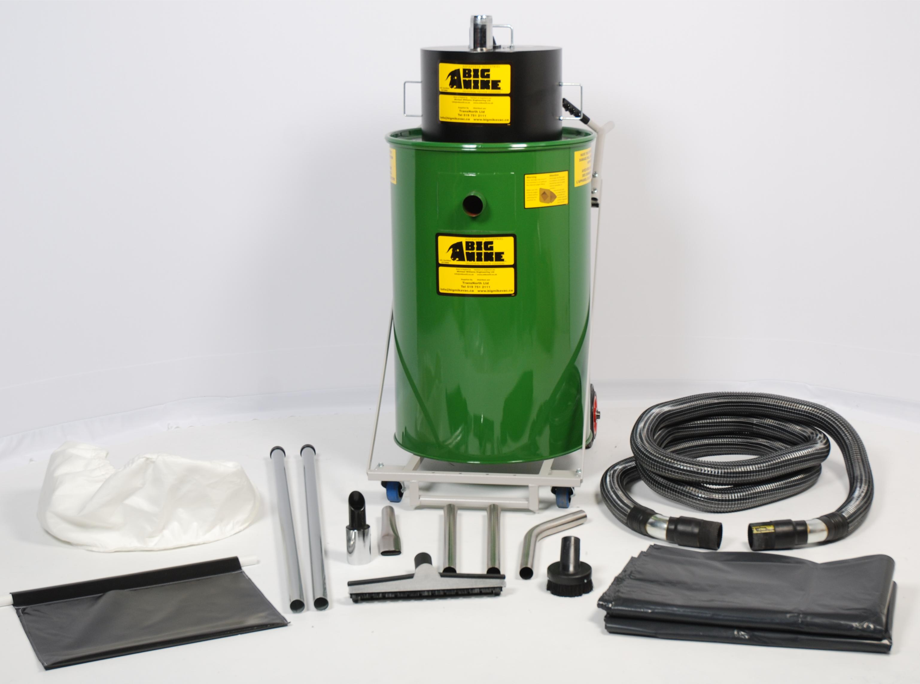 S&B Vacuum with Accessories