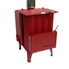 Sedore Canadian Multi-Fuel Biomass Stove