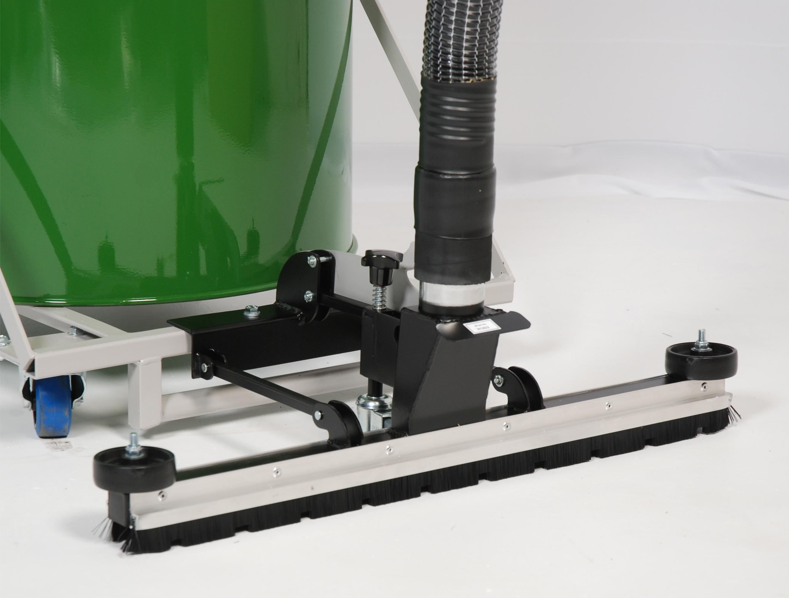 Warehouseman Industrial Vacuum Floor Brush