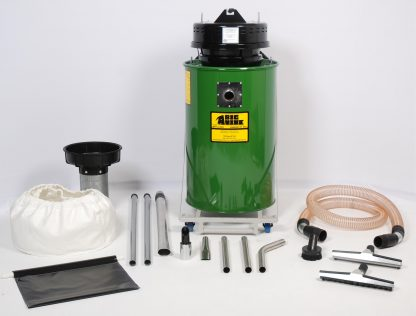 Wet-Dry Industrial Vacuum with Accessories