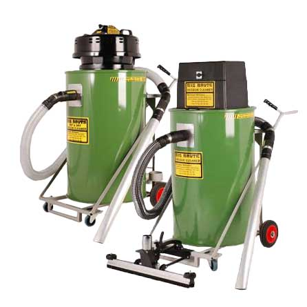 BIG MIKE Industrial Vacuums