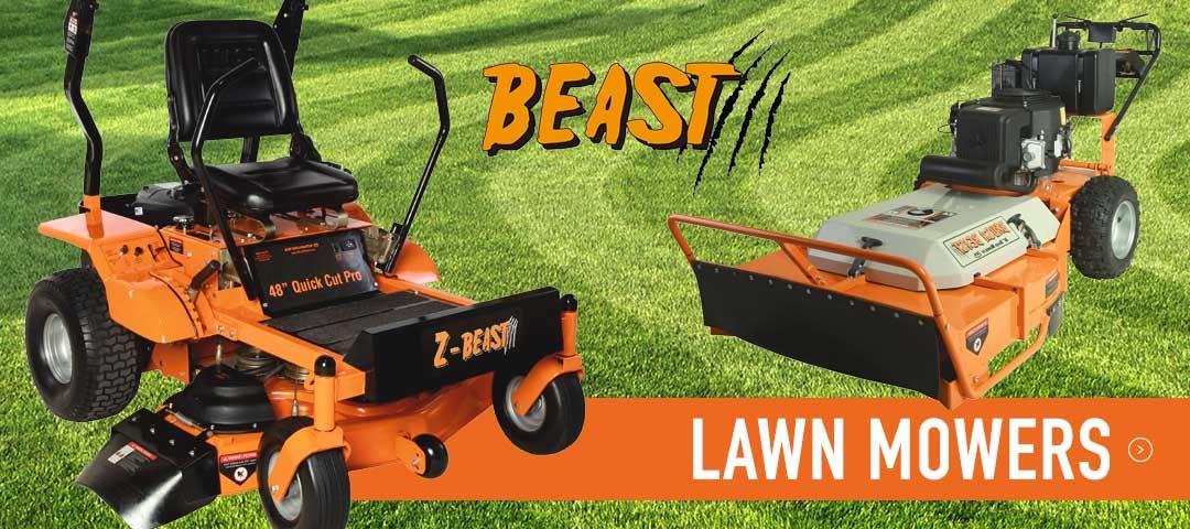 BEAST Lawn Mowers