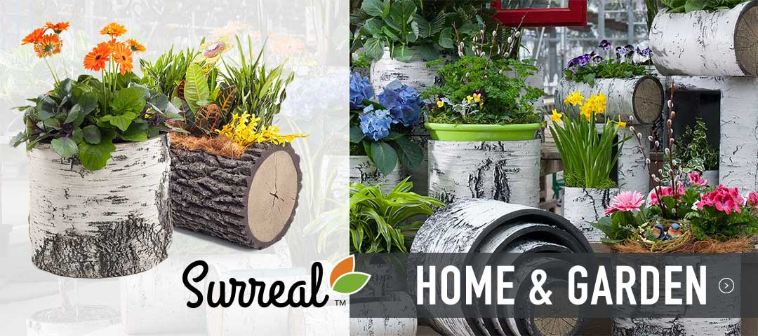 Surreal Home & Garden Products at TransNorth