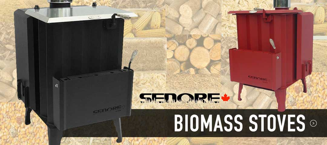 Sedore Biomass Stoves